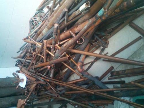 废铜再生资源回收