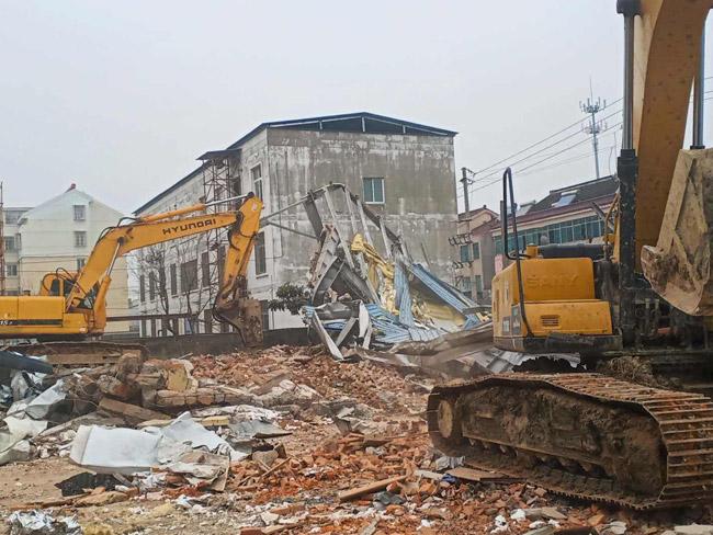再生物资厂房拆除回收再生
